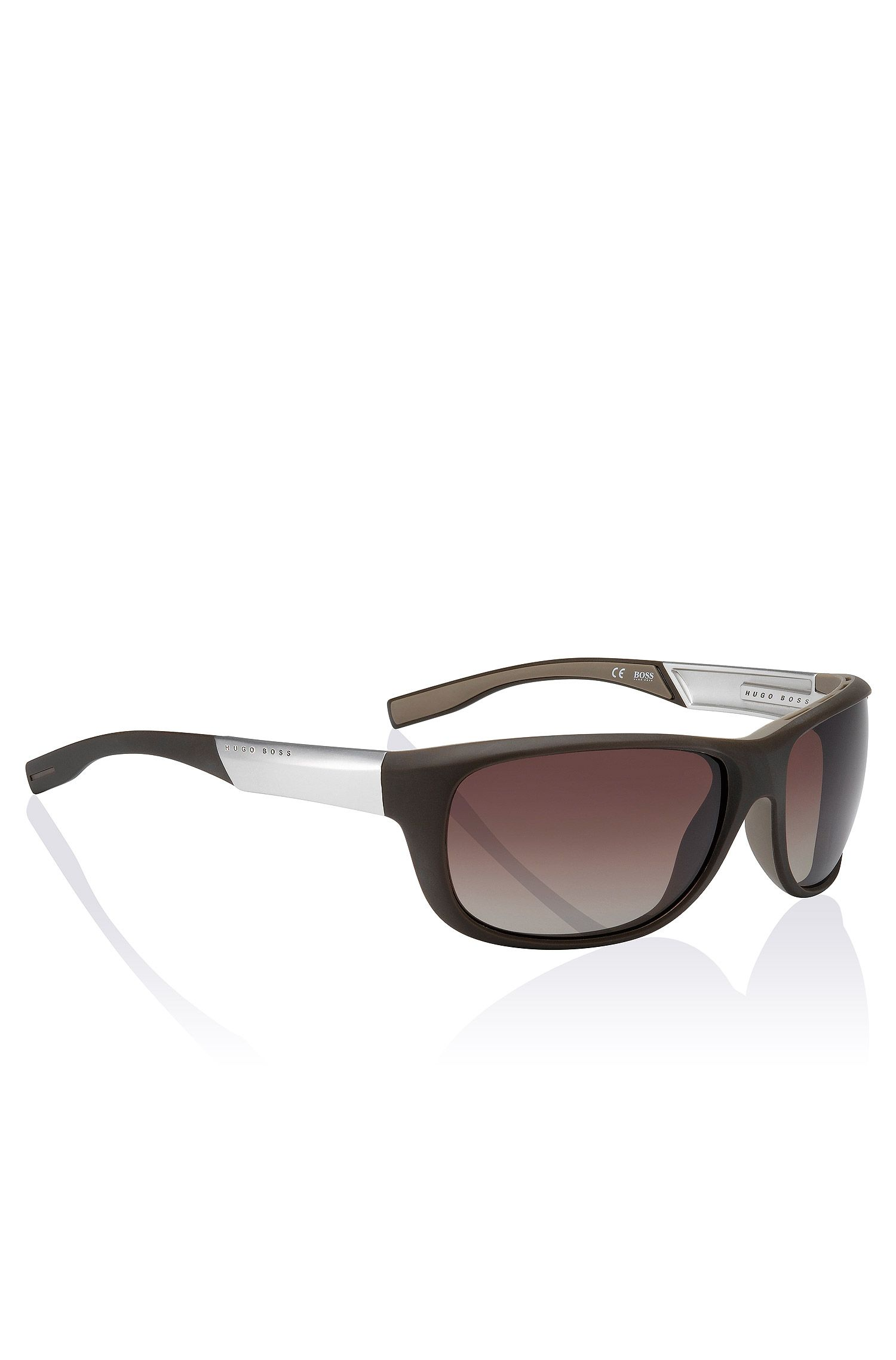 Sonnenbrille ´BOSS 0606/P/S`, Aluminium-Einsätze