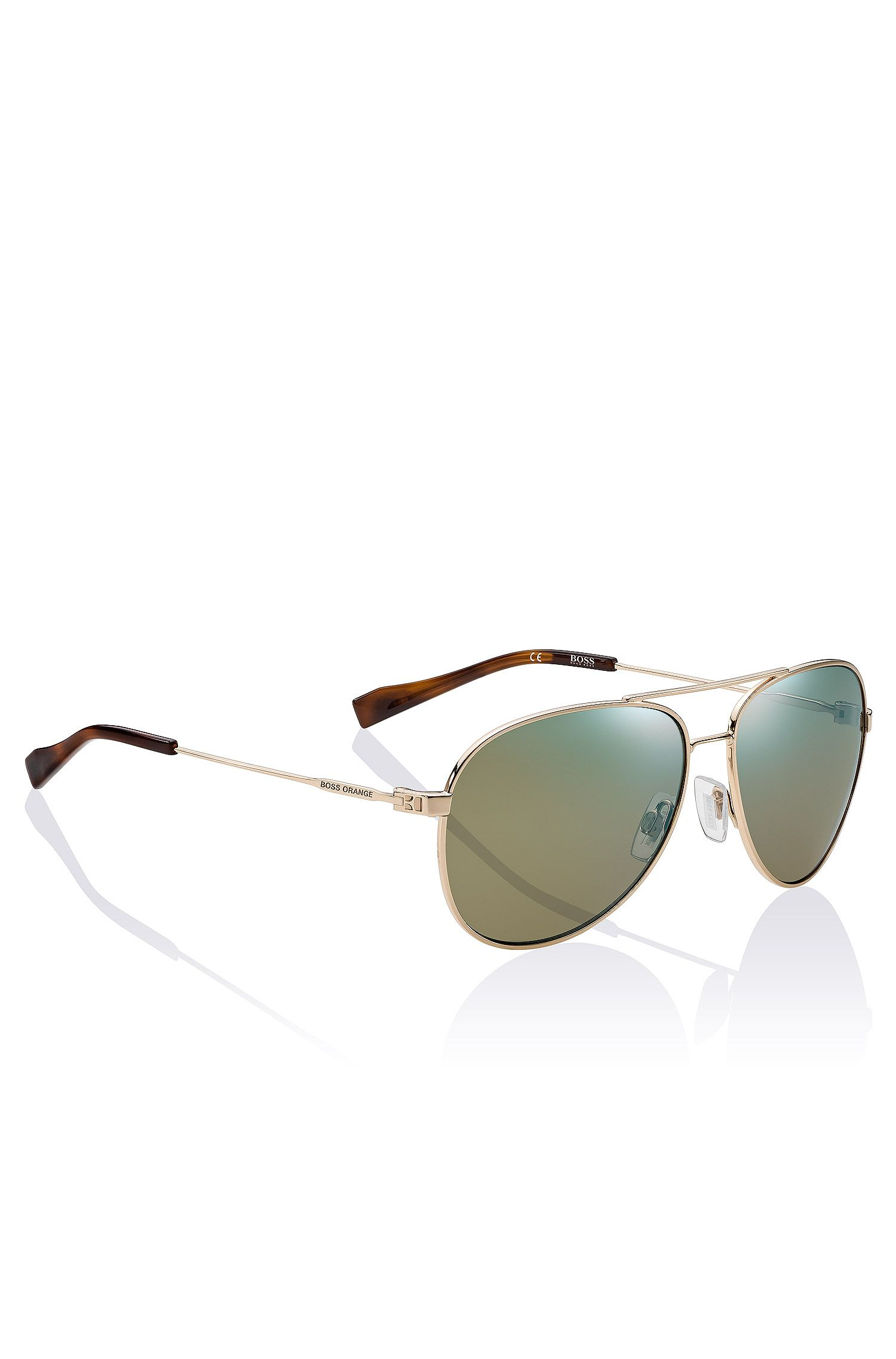 Sonnenbrille ´BO 0157/S` in Gold-Optik