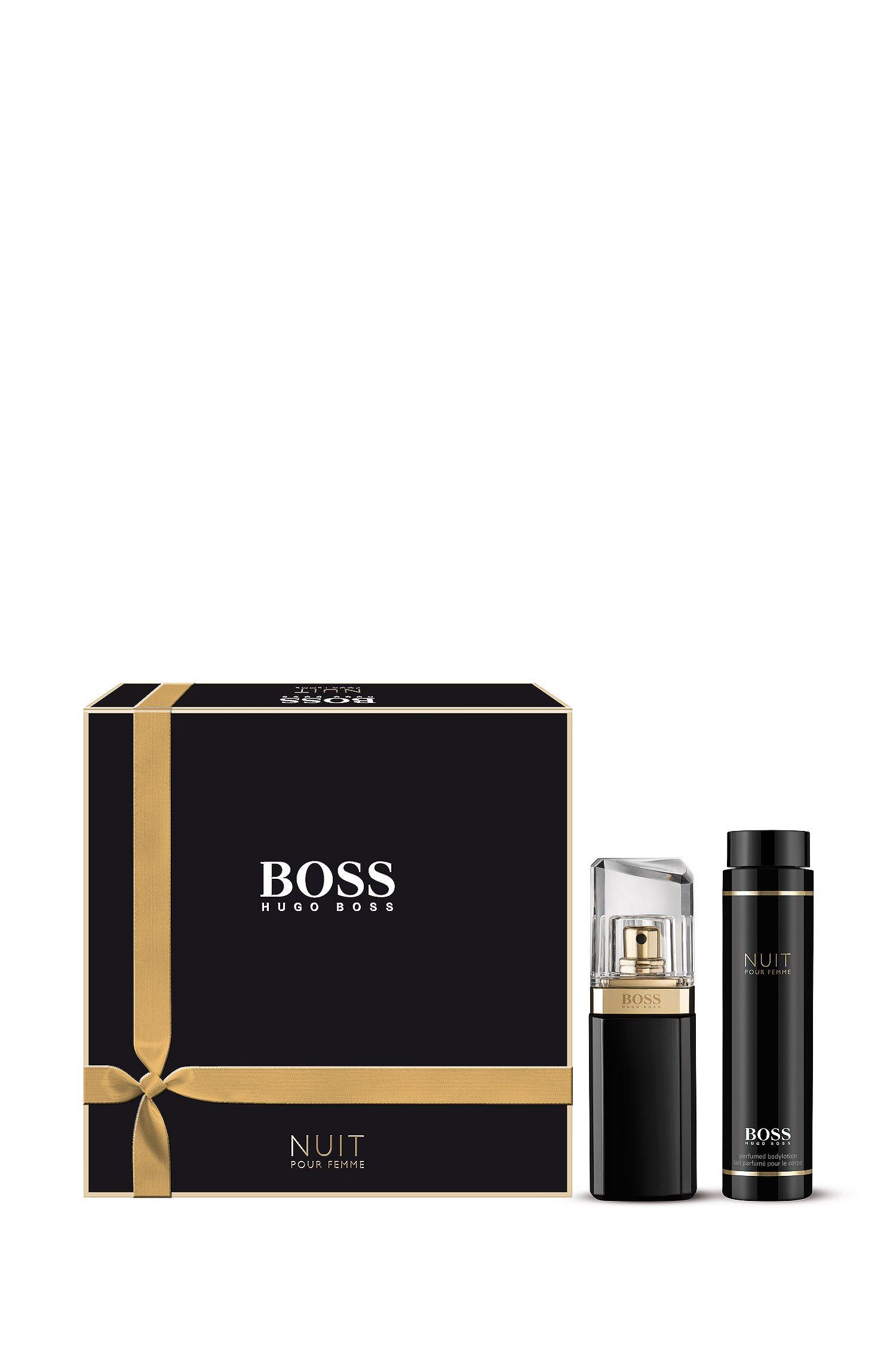 Coffret Cadeau Homme Hugo Boss Coffret Cadeau Boss Nuit