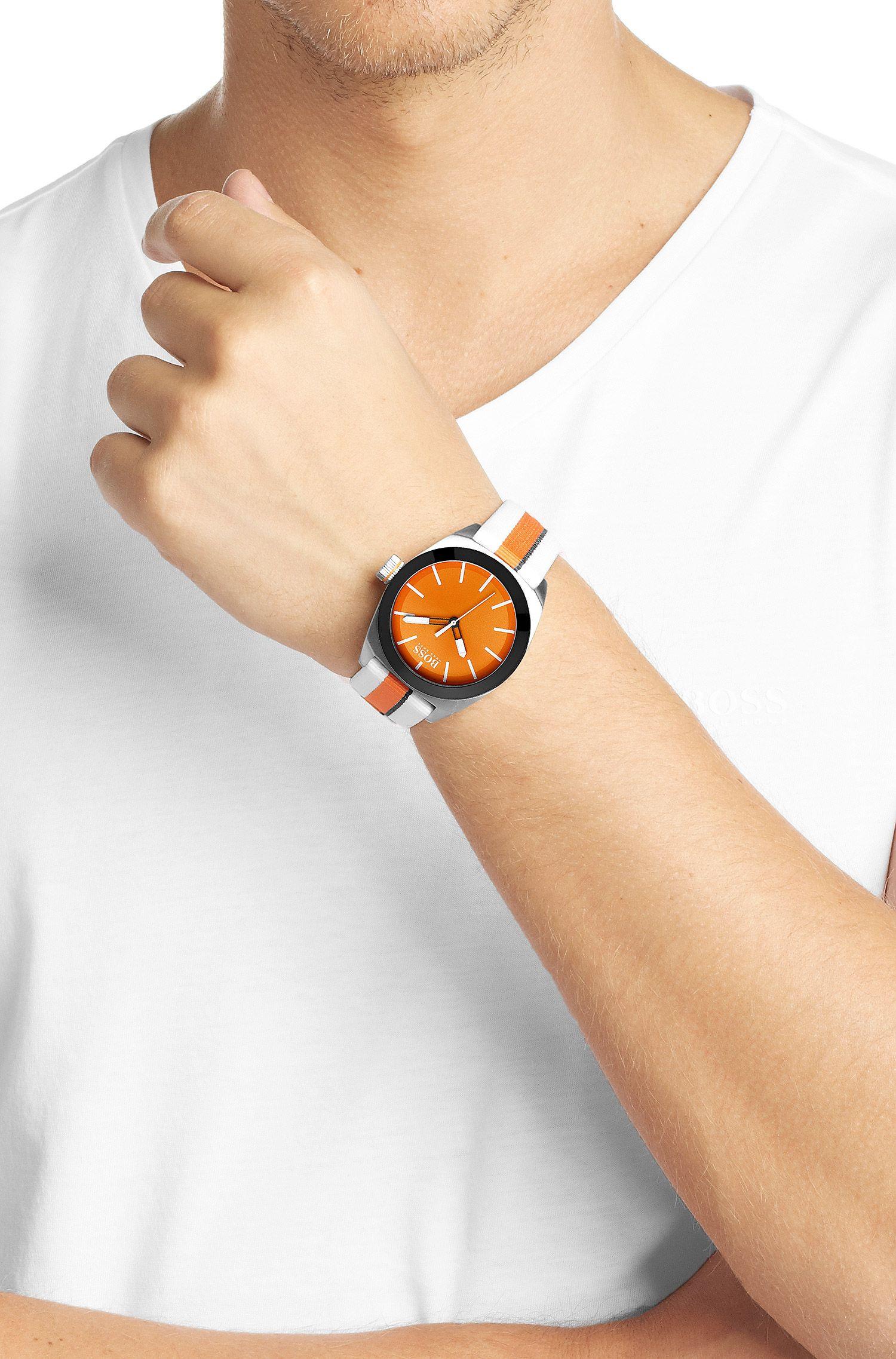 Armbanduhr ´HO300` mit Edelstahlgehäuse