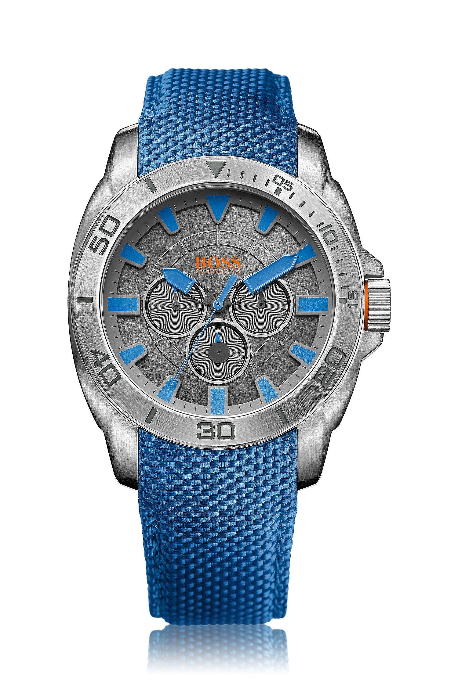 Montre-bracelet «HO7007» avec boîtier en acier inoxydable