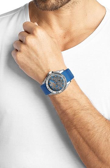 Armbanduhr ´HO7007` mit Edelstahlgehäuse, Assorted-Pre-Pack