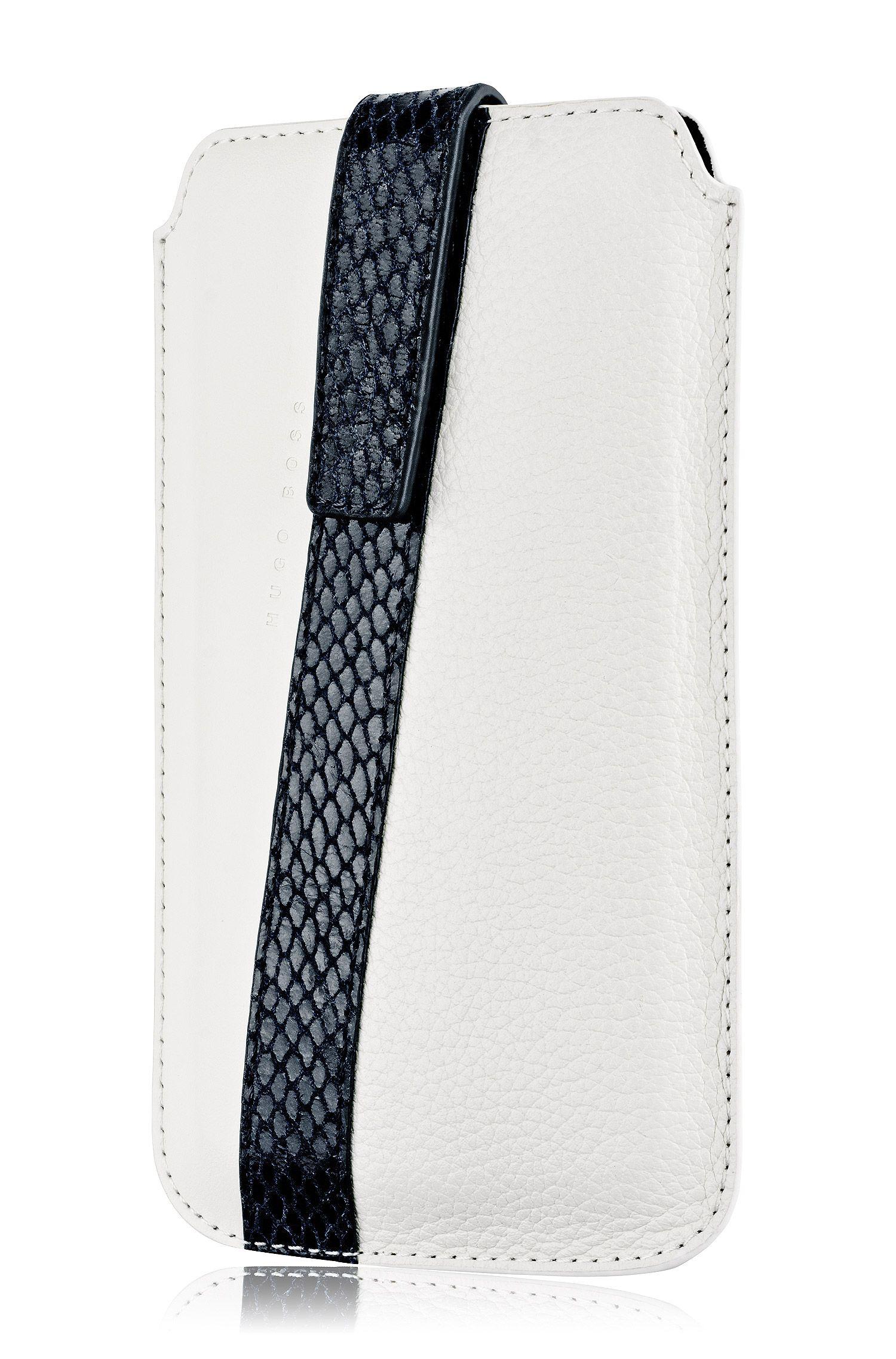 Universal Case ´Mondaine XL` aus Leder