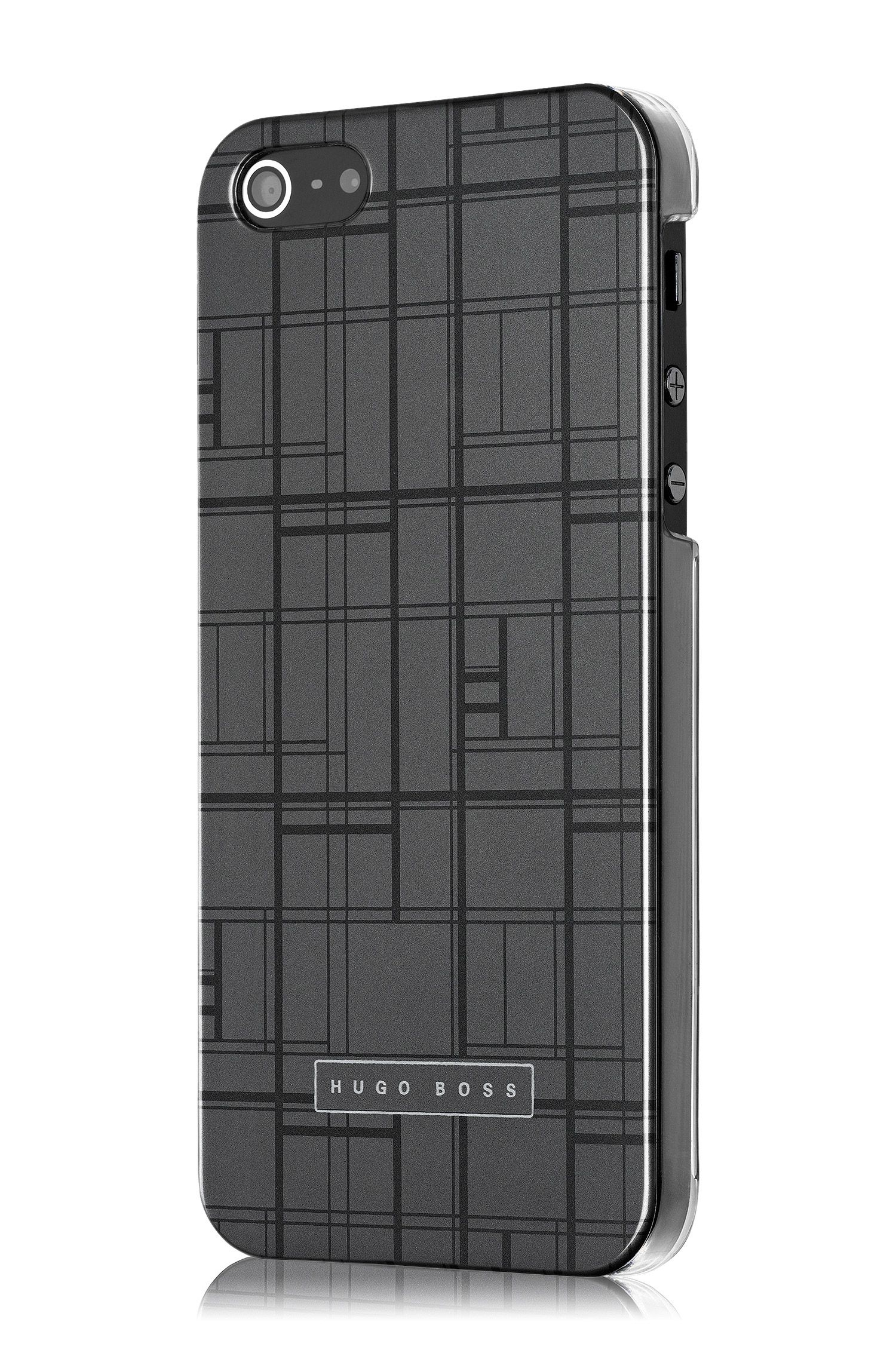 Hard Cover ´Catwalk IP5 Grey` für iPhone 5/5s