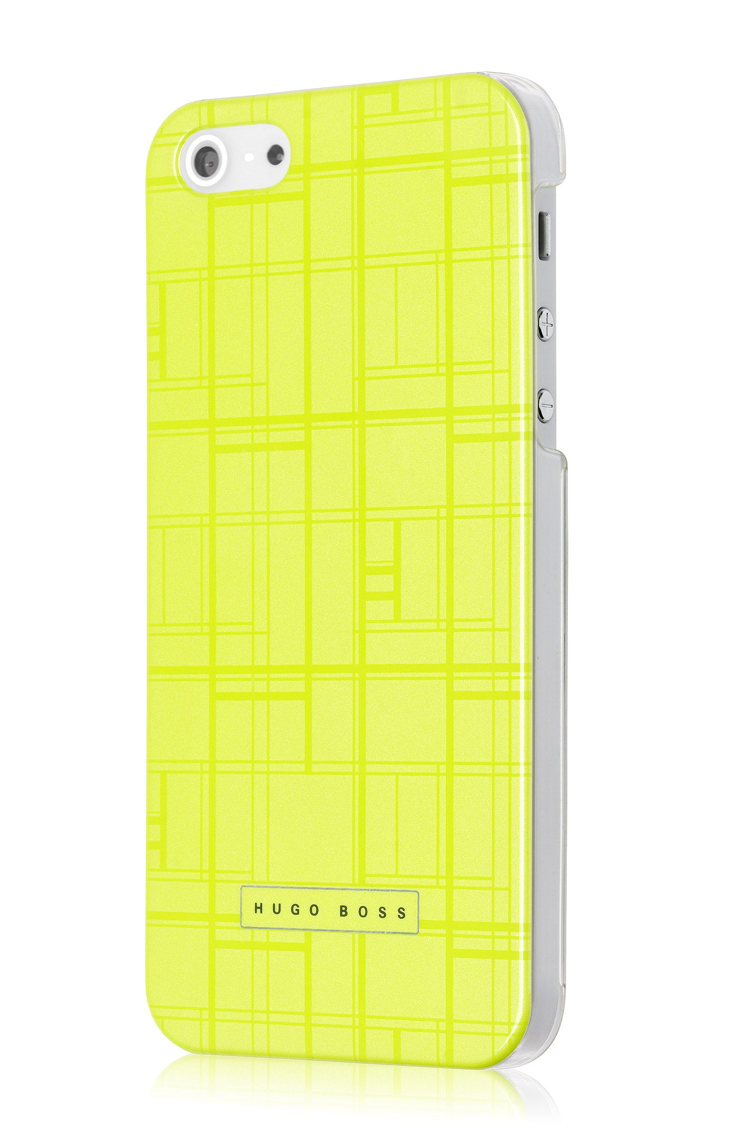 Hard Cover ´Catwalk IP5 Yellow` für iPhone 5/5s