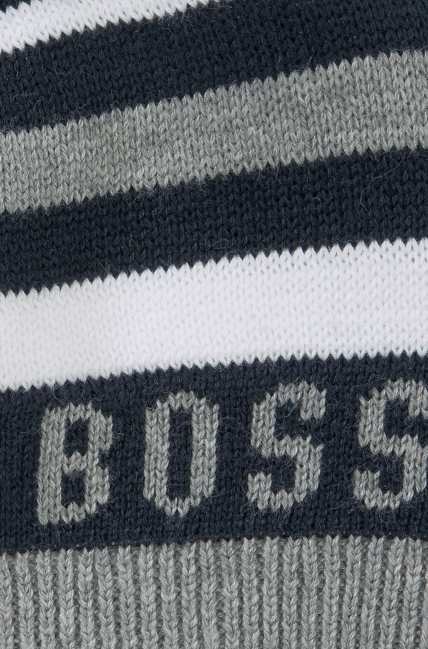 Bonnet en maille pour enfant «J01040/990» en coton