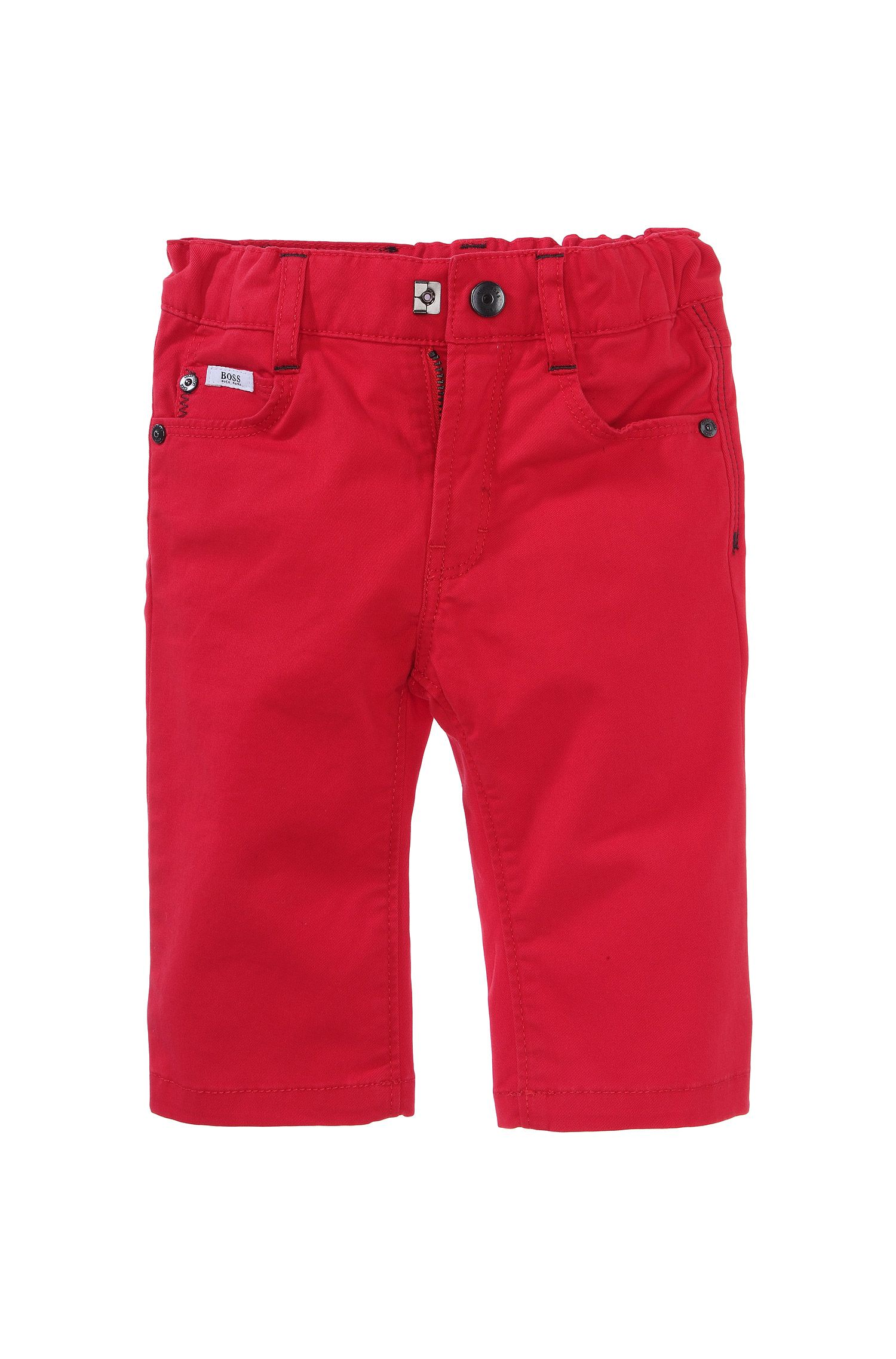Kids Regular-Fit Jeans ´J04122/990` aus Baumwoll-Mix