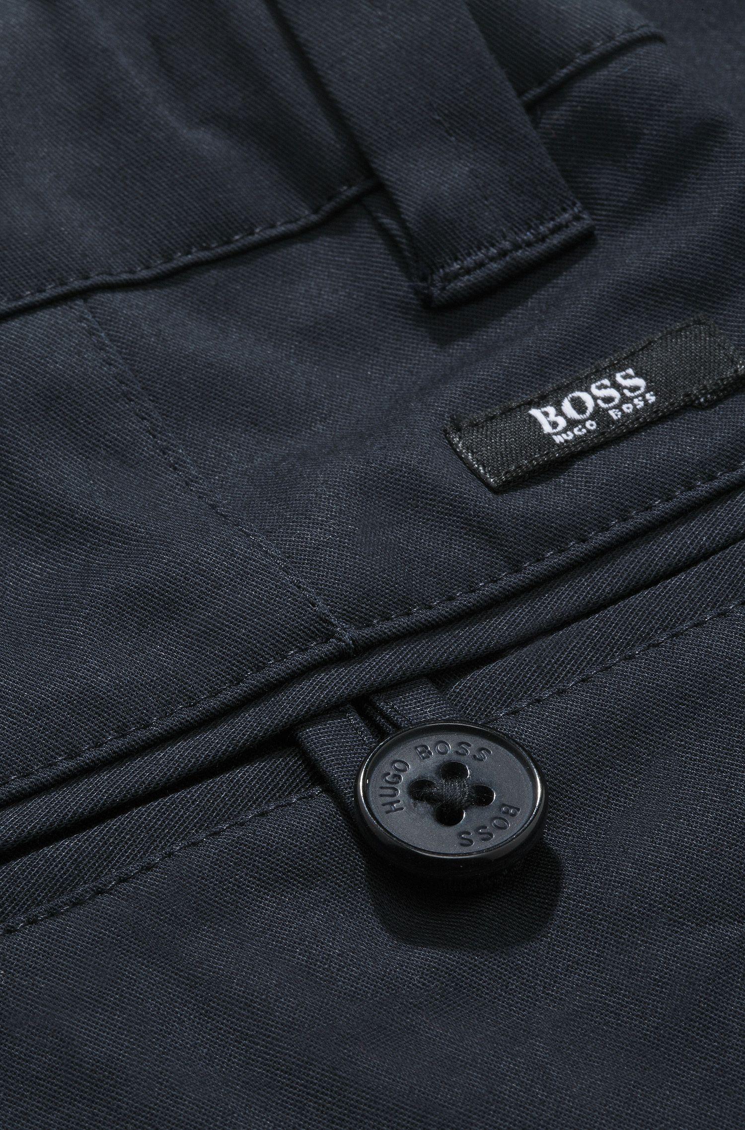 'J04154' | Toddler Cotton Twill Suit Pants