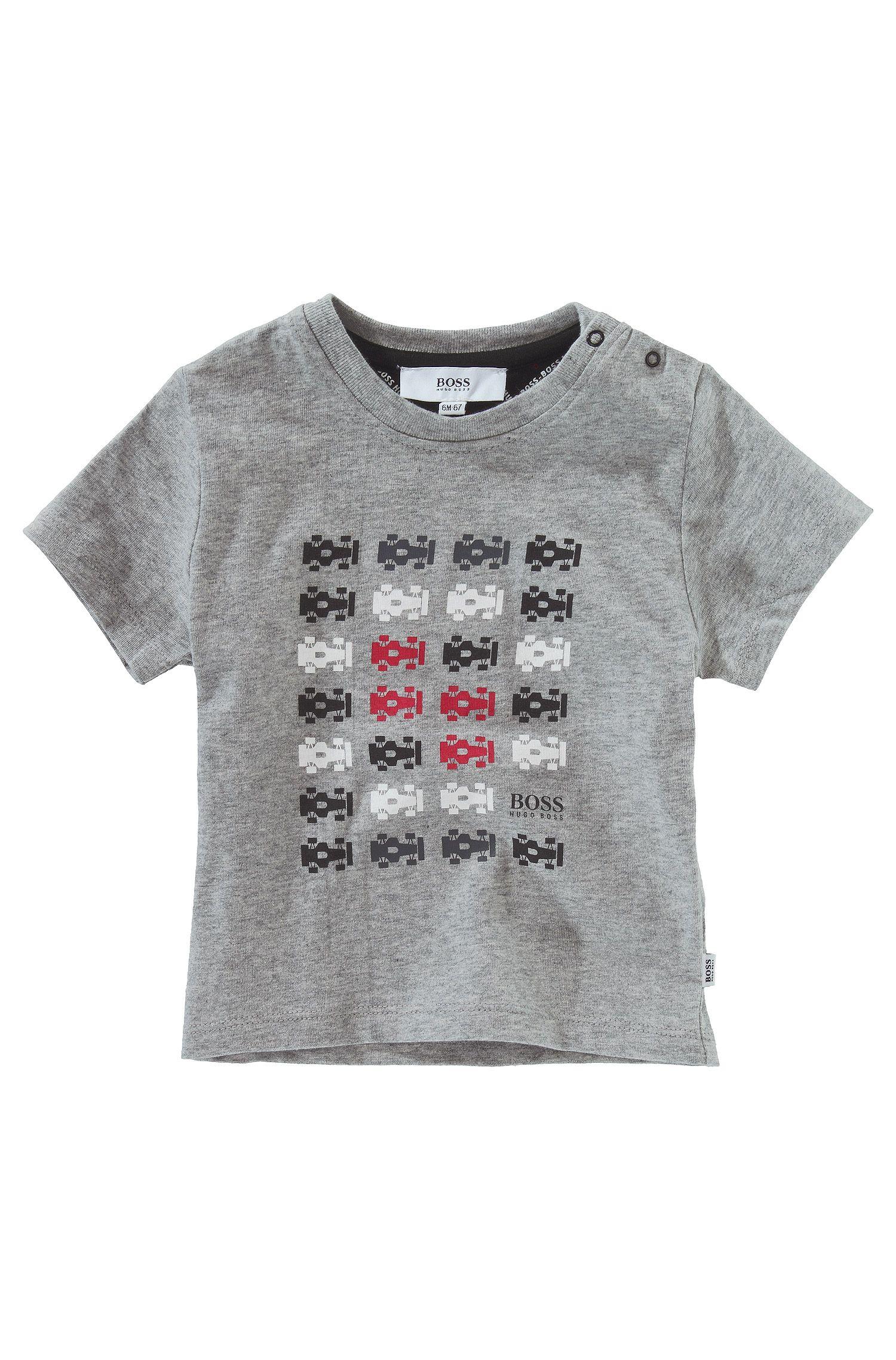 T-Shirt ´J05213` mit Rundhals-Ausschnitt