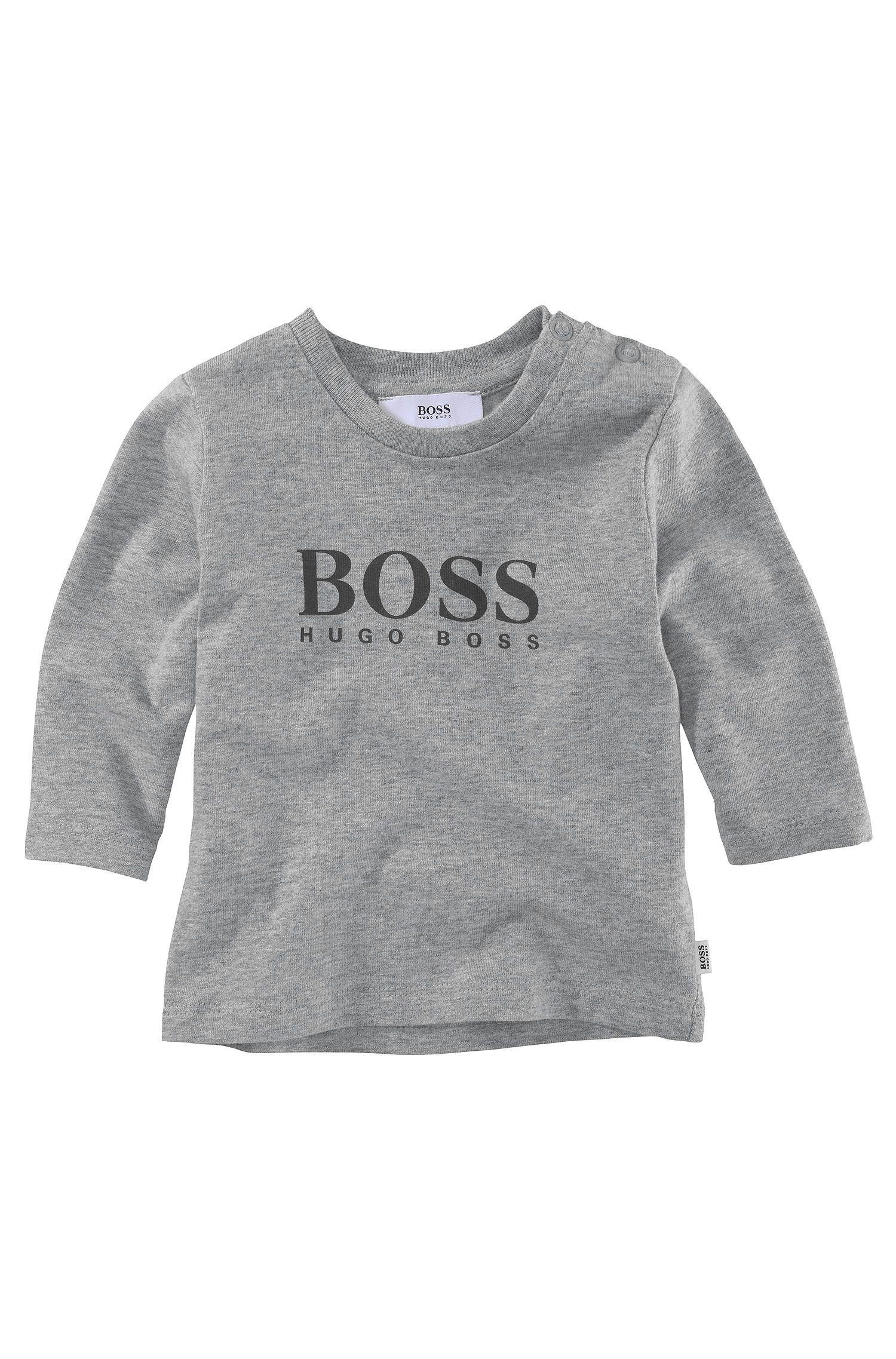 Kids Pullover ´J05247/A30` aus Baumwolle