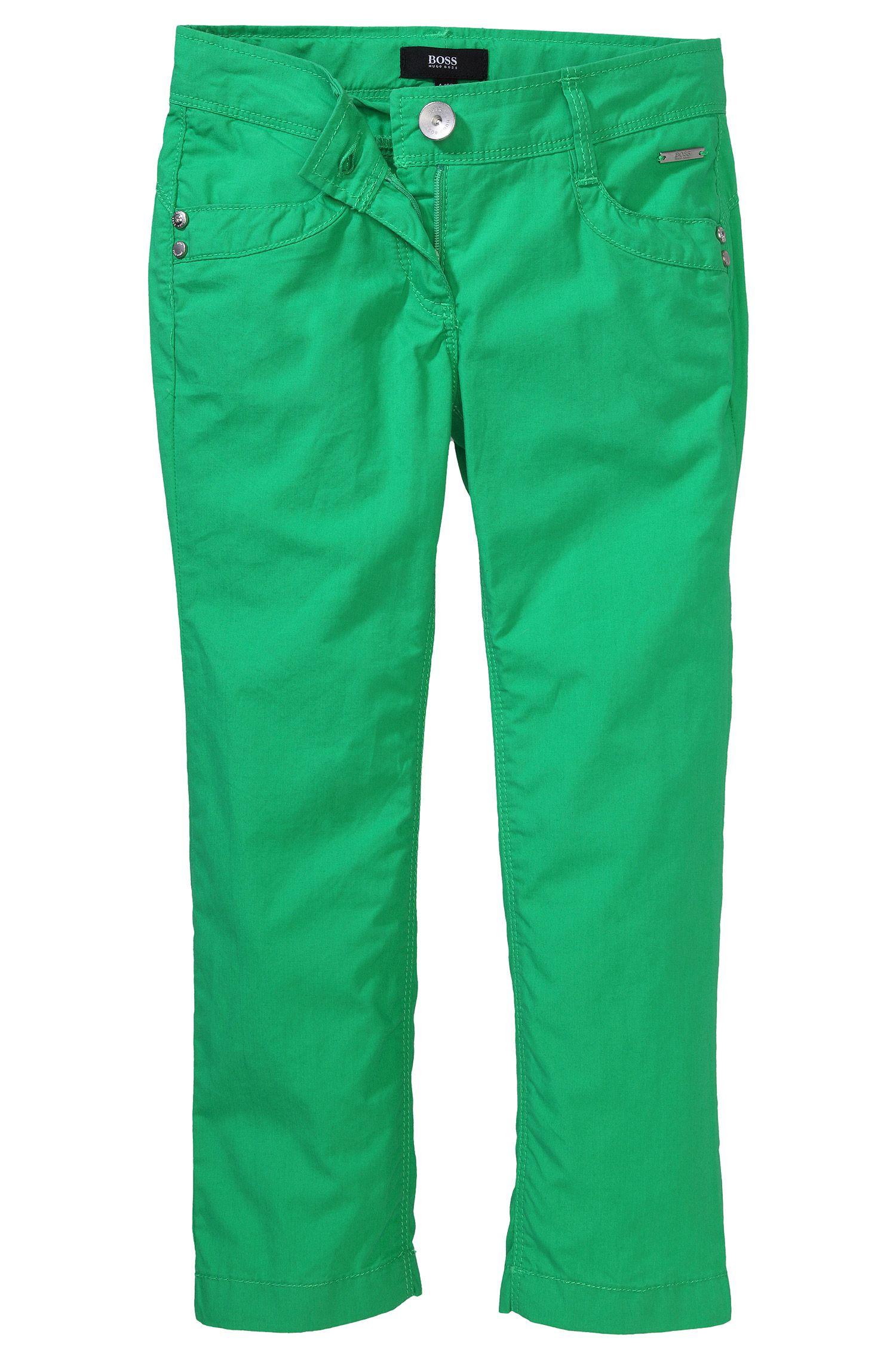 Pantalon en pur coton, J14106