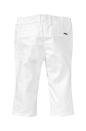 Jeans ´J14108` aus Baumwolle mit Elasthan, Weiß