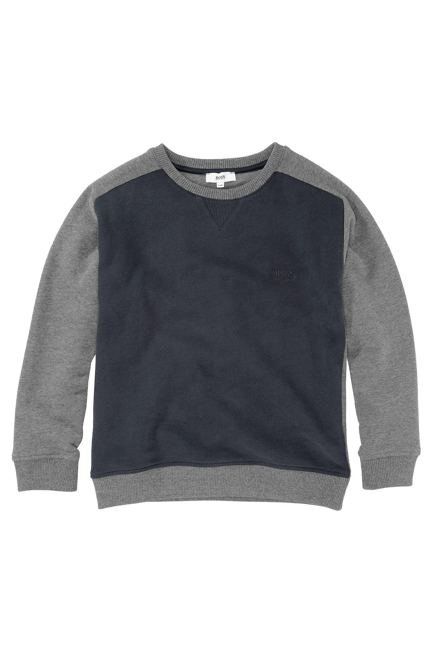 Sweat pour enfant «J25598/862» en coton