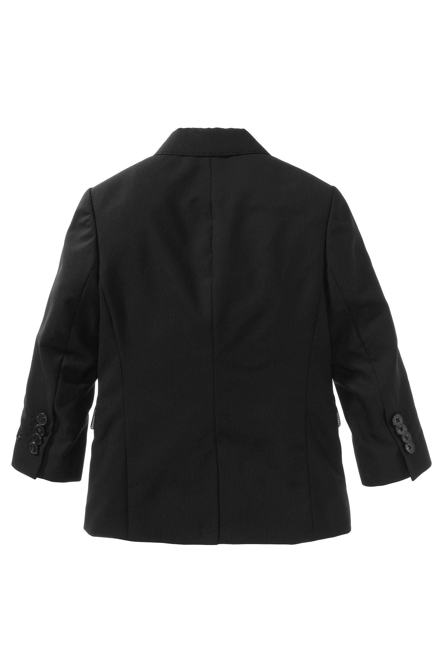 Veste de costume pour enfant «J26M38/09B» en laine vierge