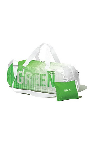 BOSS Green Bag,