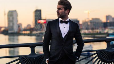 CHRISTMAS IN BERLIN WITH ANDRE HAMANN - eMAG HUGO BOSS