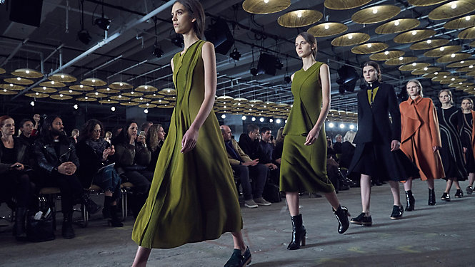 BOSS WOMENSWEAR FALL/WINTER 2016 AHEAD OF THE CURVE - eMAG HUGO BOSS