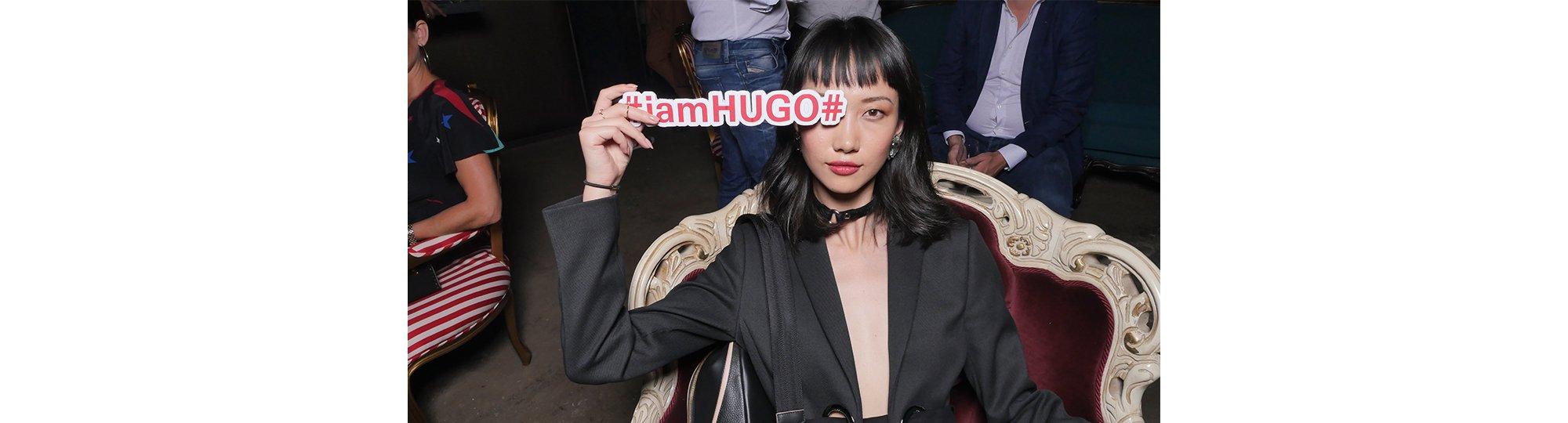 HUGO 2018 春夏新品时装秀