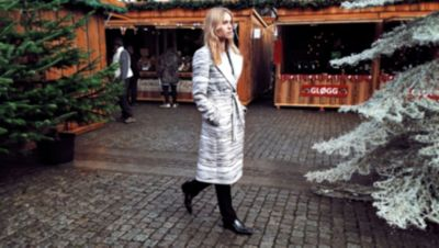 CHRISTMAS IN COPENHAGEN WITH PERNILLE TEISBAEK - eMAG HUGO BOSS