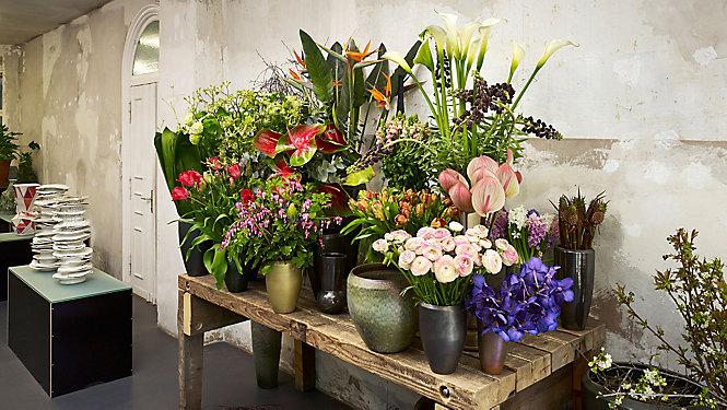 Bloemen in de mode Bloemmotieven als modefenomeen - eMAG HUGO BOSS