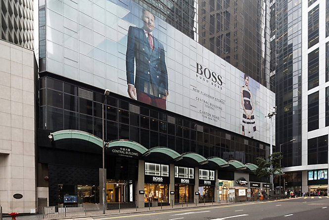 Grand Store Opening Hong Kong - eMAG HUGO BOSS