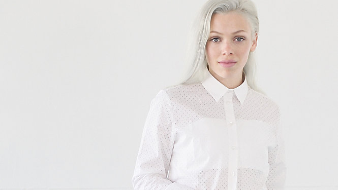The perfect white-out IVANIA'S STYLE DIARY - eMAG HUGO BOSS