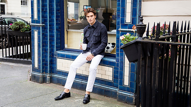 WEIHNACHTEN IN LONDON MIT OLIVER CHESHIRE - eMAG HUGO BOSS