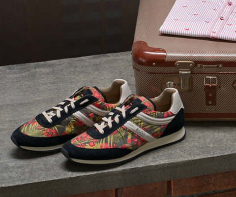 Sportive trainers by BOSS Orange