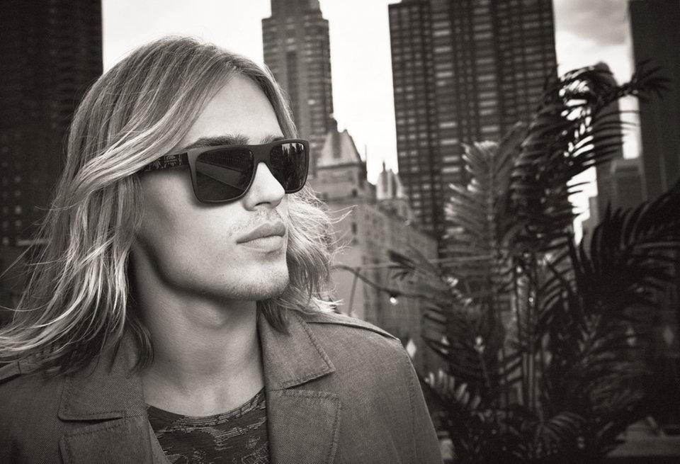 Black sunglasses by BOSSOrange