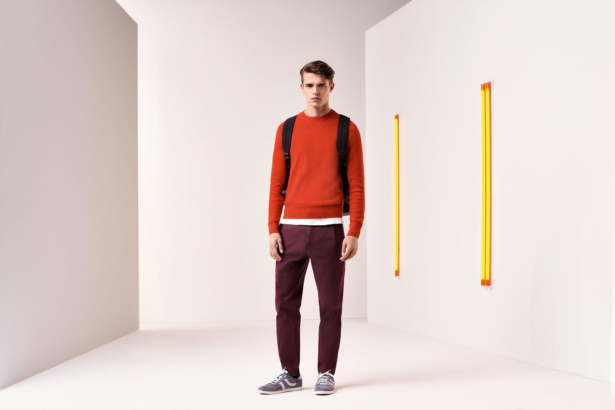 不论是抵御寒冬还是搭配正装套装,BOSS Orange以优质面料和精致剪裁完美融合,带你演绎全新男士穿搭风格
