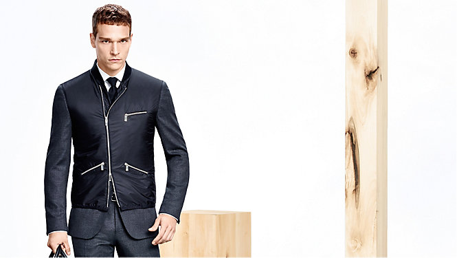 Een gilet draag je zo Do's-and-don'ts - eMAG HUGO BOSS