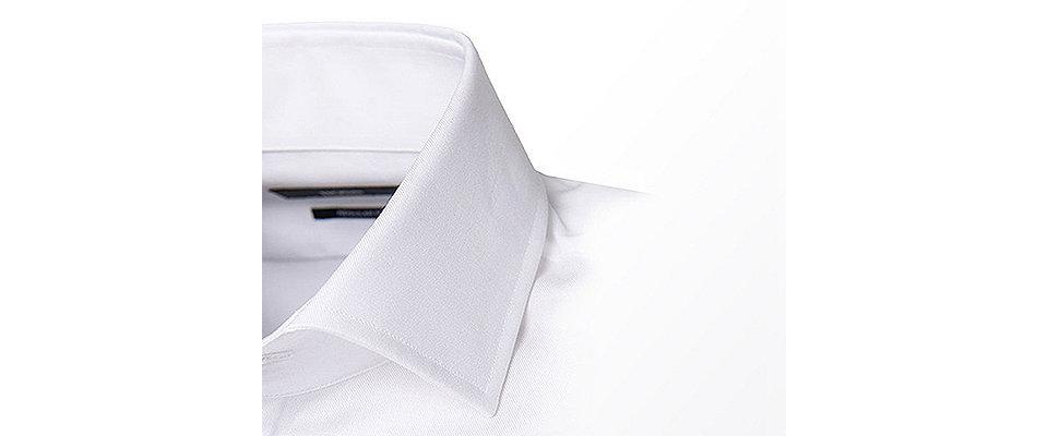 Weißes Hemd von BOSS