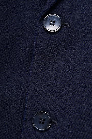 Aprino男士西服外套,  410_海军蓝色