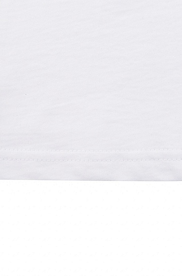 Sunsafe logo棉T恤,  103_天然色
