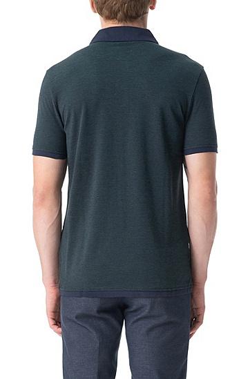 男士舒适休闲polo衫,  307_暗绿色