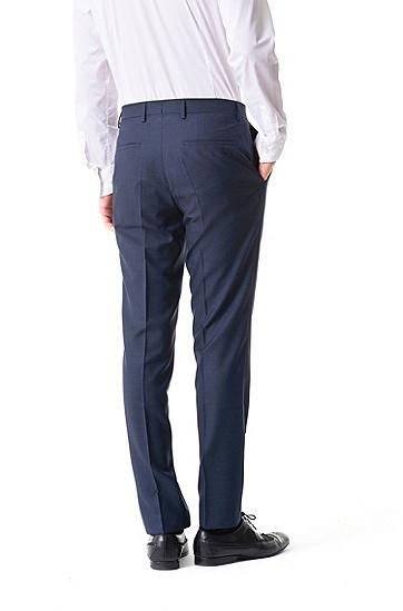 男士时尚商务西裤,  480_淡蓝色