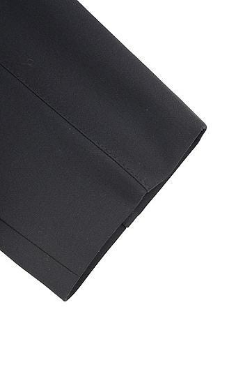 女士商务正装长裤西装裤,  001_黑色