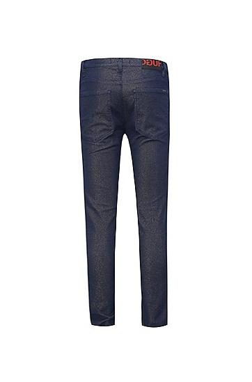 男士休闲牛仔裤,  401_暗蓝色