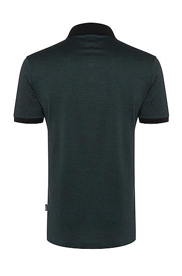 男士纯色时尚休闲短袖polo衫,  001_黑色