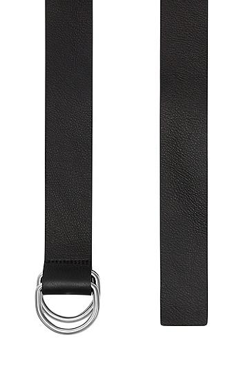 女士时尚商务休闲腰带,  001_黑色