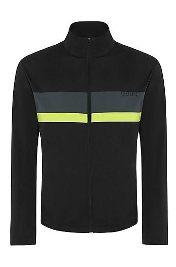 男士时尚休闲运动商务外套,  001_黑色