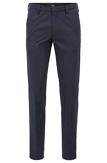 男士休闲长裤,  402_暗蓝色
