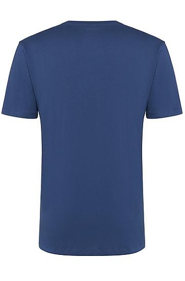 男士时尚休闲短袖T恤,  419_海军蓝色