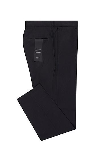 男士时尚商务西裤,  001_黑色