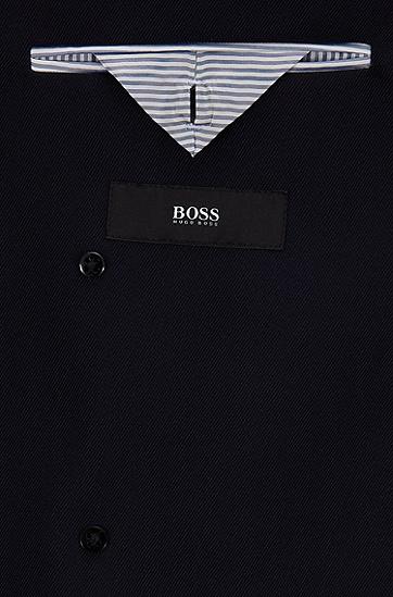 男士帅气西装翻领外套,  480_淡蓝色