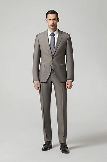 男士时尚休闲商务衬衫,  100_白色