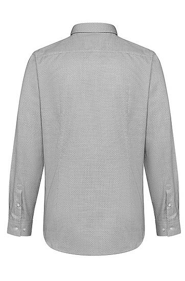 男士时尚休闲都市衬衫,  001_黑色