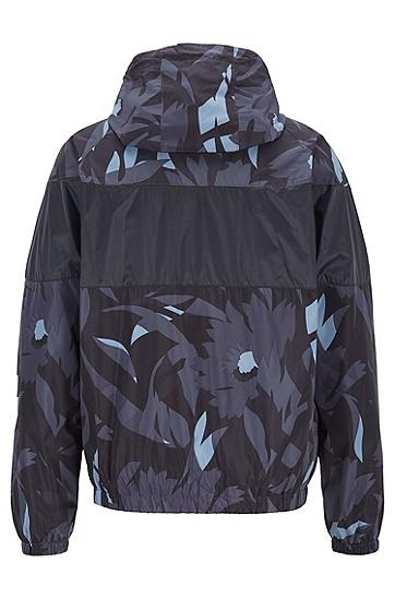 男士时尚休闲外套,  402_暗蓝色