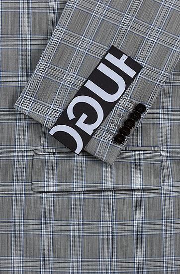男士時尚都市西服套裝,  084_淡灰色