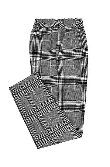 女士时尚休闲长裤,  983_多色